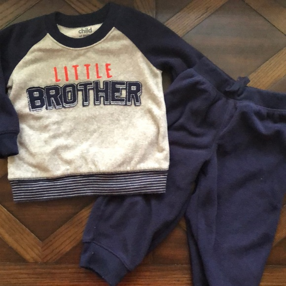 084aad31 Carter's Shirts & Tops | Little Brother Carters Outfit | Poshmark